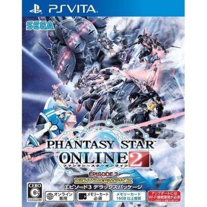 Sega Phantasy Star Online 2 Episode 3 Deluxe package [PS Vita software ]