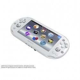 SCE Sony Computer Entertainment Inc. PlayStation Vita Wi-Fi  blanc  PCH-2000ZA12