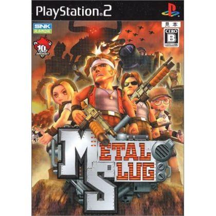 SNK Playmore Metal Slug...
