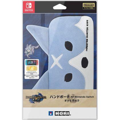 HORI AD12-002 Monster Hunter Rise Hand Pouch fot Nintendo Switch - Otomo Garuku