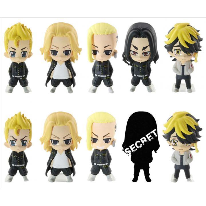Funny Knights - Tokyo Revengers Mini Figure BOX 1 (10pcs)