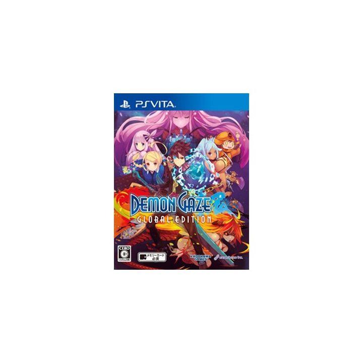 KADOKAWA GAMES Demon Gaze Global Edition [PS Vita software ]