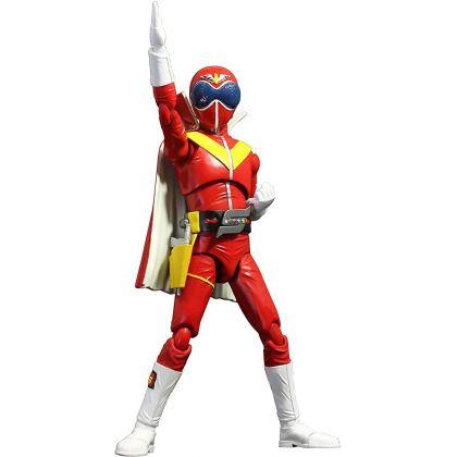Evolution Toy - Hero Action Figure Series -Toei Ver. - Himitsu Sentai Gorenger - Akaranger