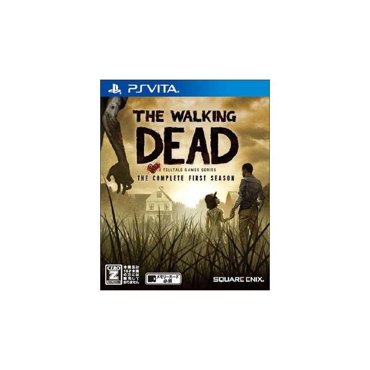 SQUARE ENIX The Walking Dead [PSVita software ]