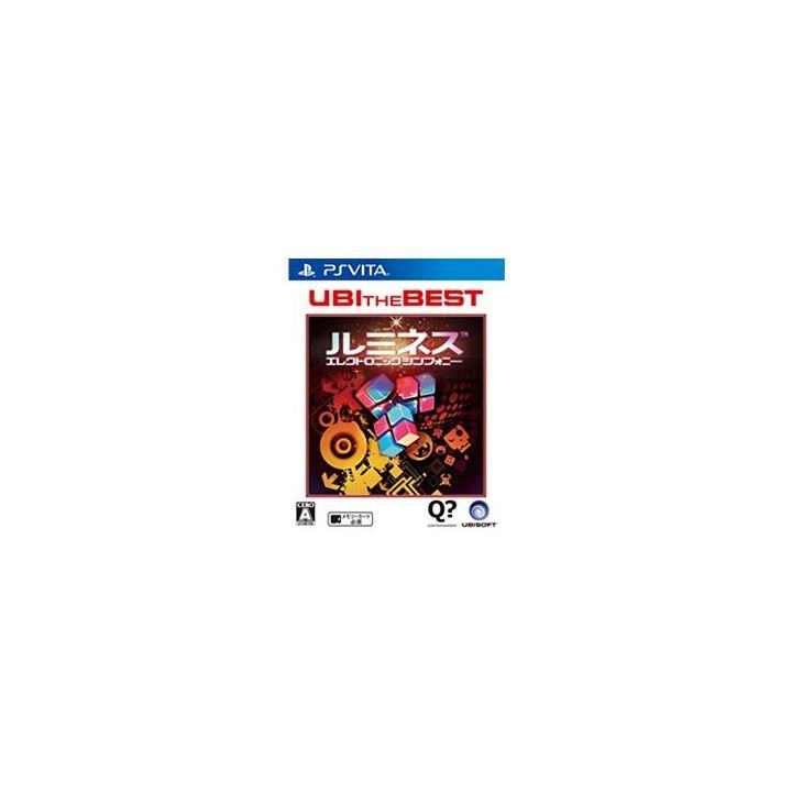 UBISOFT PSVita Best Lumines Electronic Symphony [PSVita software ]