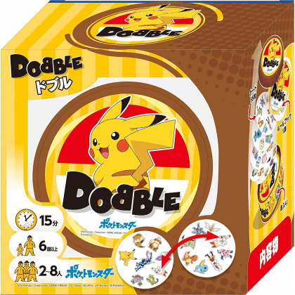 ENSKY - DOBBLE Pokemon...