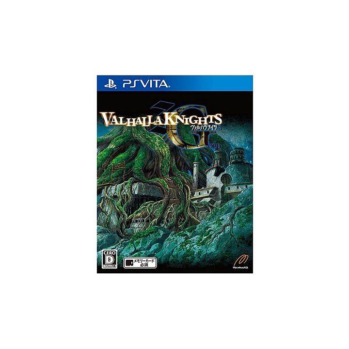 AQL Vahalla Knights 3 GOLD [PSVita]