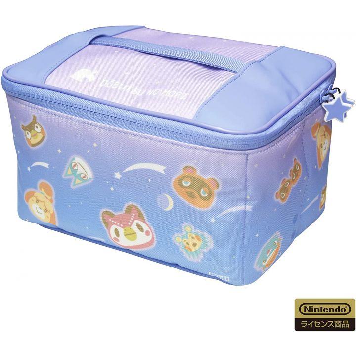 HORI AD24-001 Doubutsu no Mori (Animal Crossing) Storage Bag  for Nintendo Switch
