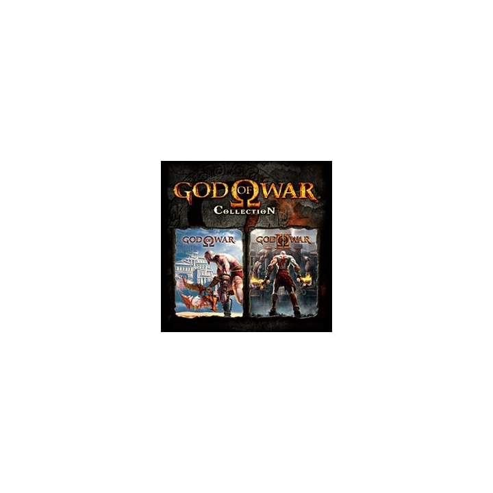 SCE Sony Computer Entertainment Inc. God of War Collection [PS Vita software ]