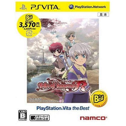 BANDAI NAMCO Tales of Innocence R PlayStation Vita the Best [PS Vita software ]