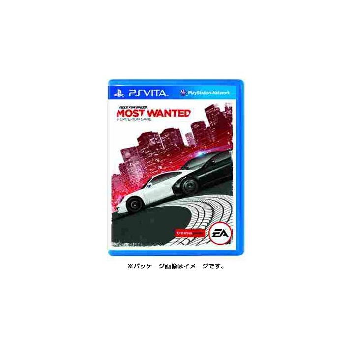 Electronic Arts E.A EA BEST HITS Need for Speed Most Wanted [PS Vita software ]
