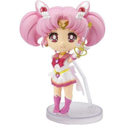 BANDAI Figuarts Mini Sailor Moon - Super Sailor Chibi Moon - Eternal edition