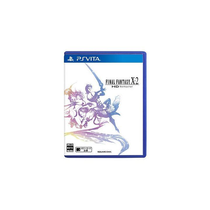 SQUARE ENIX FINAL FANTASY X-2 HD Remaster [PS Vita]