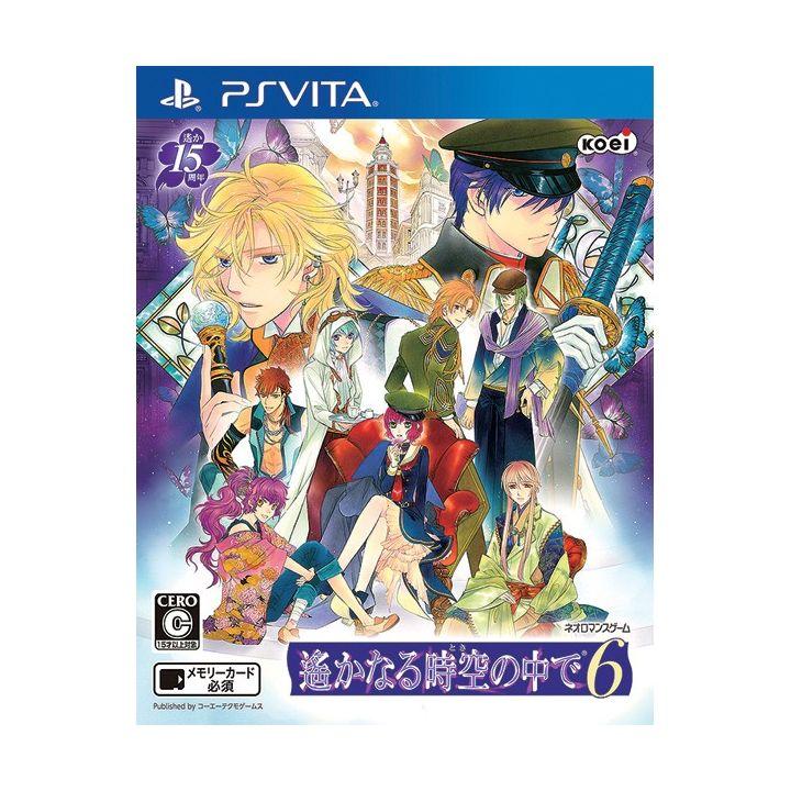 Koei Tecmo Games Tokinonakade 6 [PS Vita software ]