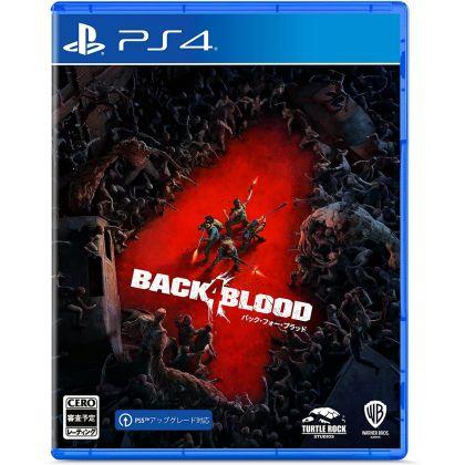 Warner Bros Back 4 Blood...