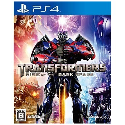 SQUARE ENIX Transformers Rise of the Dark Spark [PS4]