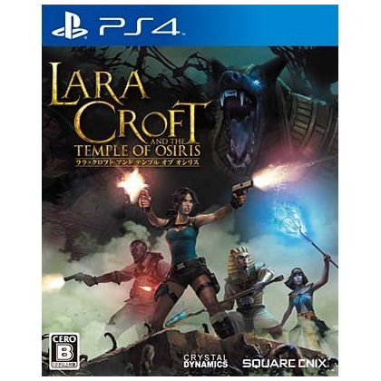 SQUARE ENIX Lara Croft and the Temple of Osiris [PS4 software]