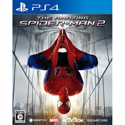 SQUARE ENIX The Amazing Spider-Man 2 [PS4 software ]