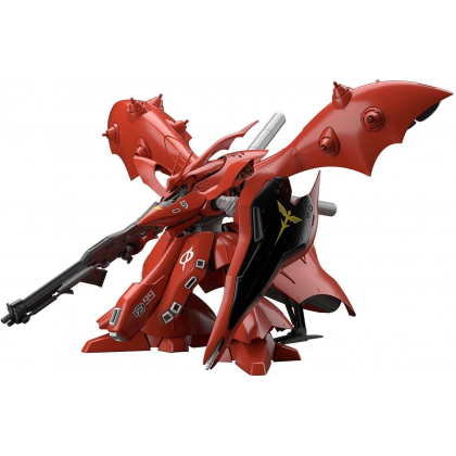 BANDAI - HGUC Mobile Suit Gundam: Char's Counterattack - Beltorchika's Children - Nightingale Model Kit