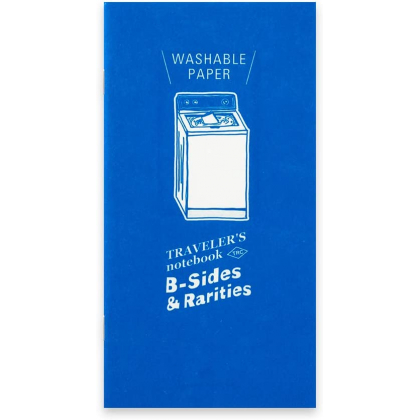 Travelers Notebook Refill - Wash-Resistant Paper 14428006