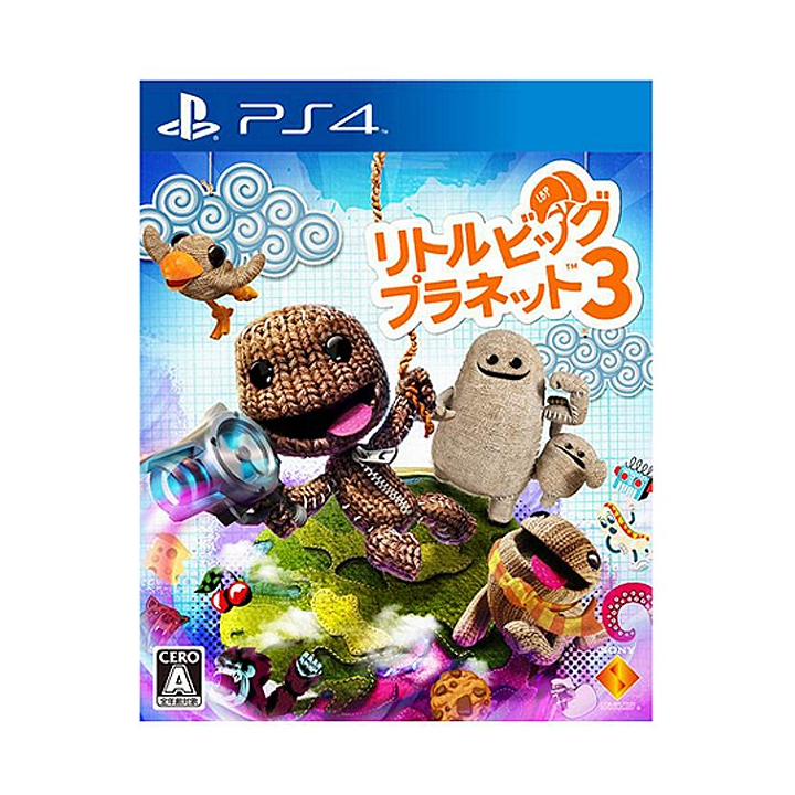 SCE Sony Computer Entertainment Inc Little Big Planet 3 [PS4 software ]