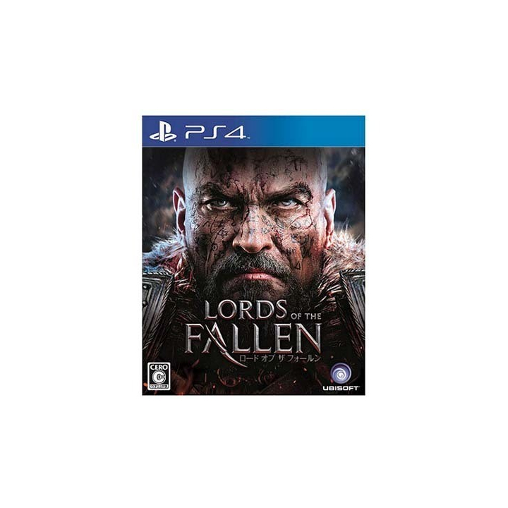UBISOFT The Lord of the Fallen [PS4 software ]