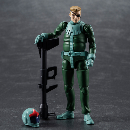 MEGAHOUSE - G.M.G. Gundam Principality of Zeon - 04 Normal Suit Soldier Man
