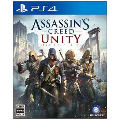 UBISOFT Assassin's Creed unity [PS4 software ]