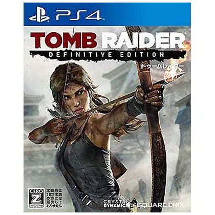 Square Enix Tomb Raider definitive Edition [PS4 software ]