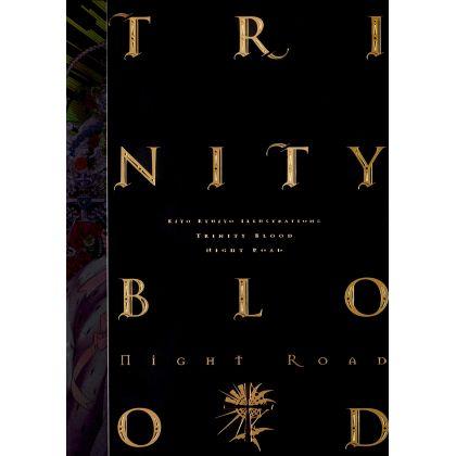 九条キヨ イラスト集 Trinity Blood...