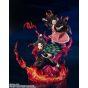 BANDAI Figuarts Zero Demon Slayer (Kimetsu no Yaiba) Kamado Nezuko Blood Demon Art