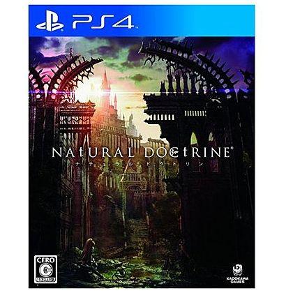 KADOKAWA GAMES NAtURAL DOCtRINE [PS4]