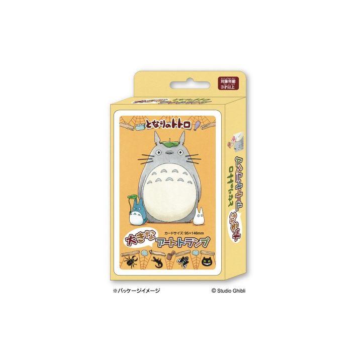 ENSKY - Tonari no Totoro Big Size Art Playing Cards