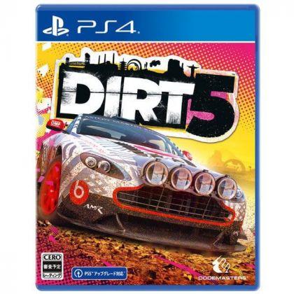 Koch Media DIRT 5 for Playstation PS4