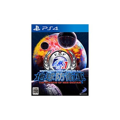 D3PUBLISHER Earth Defense Force 4.1 THE SHADOW OF NEW DESPAIR [PS4 software ]
