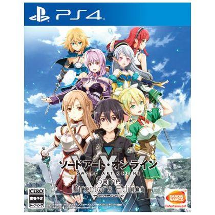 BANDAI NAMCO Sword Art Online Game Director Edition [PS4 software ]