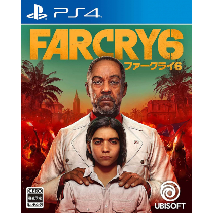 Ubisoft Far Cry 6 for Playstation PS4