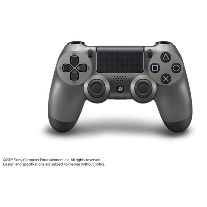 SCE Sony Computer Entertainment Inc. Wireless Controller DUALSHOCK ( Dual Shock ) 4 [ Steel Black for PS4] CUH-ZCT1J