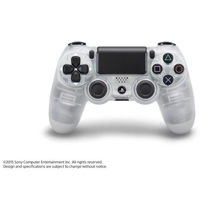 SCE Sony Computer Entertainment Inc. Wireless Controller DUALSHOCK ( Dual Shock ) 4 CUH-ZCT1J [ Crystal for PS4]