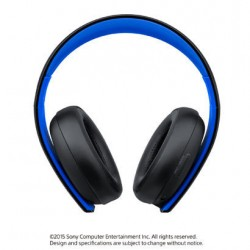 SCE Sony Computer Entertainment Inc. Wireless surround headset CUHJ-15001 [PS4 / PS3 / PS for Vita]