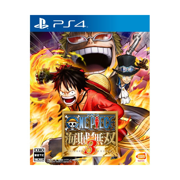 One Piece : Pirate Warriors 3 PS4