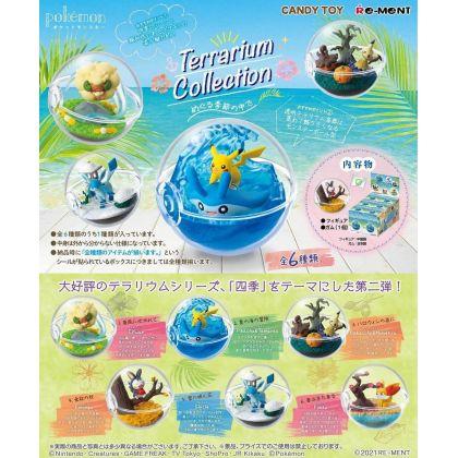 RE-MENT POKEMON - Terrarium Collection -Meguru Kisetsu no Naka de-