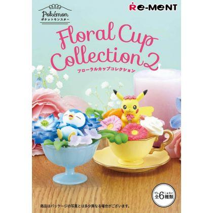 RE-MENT Pokemon Floral Cup...