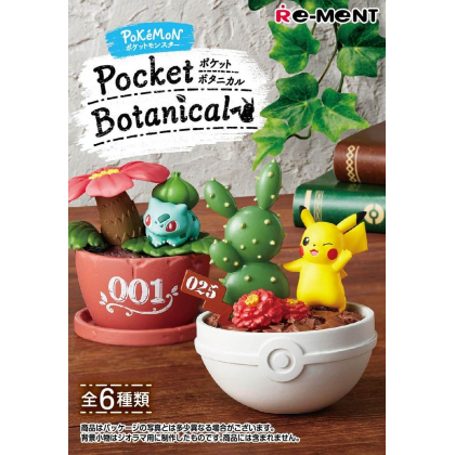 RE-MENT Pokemon Pocket...