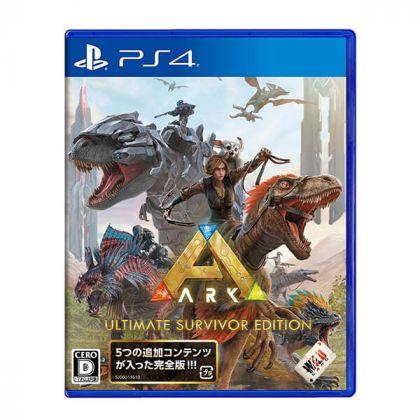 Spike Chunsoft ARK Ultimate Survivor Edition for Playstation PS4