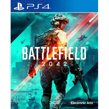 E.A Battlefield 2042 for Sony Playstation PS4
