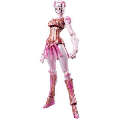 MEDICOS Super Action Statue JoJo's Bizarre Adventure - Part V - S・G Spice Girl Figure