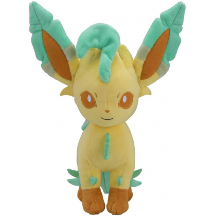 Pokémon Center Original Plush Leafia (Phyllali)
