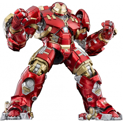 THREEZERO - The Infinity Saga DLX Iron Man Mark 44 Hulkbuster Figure