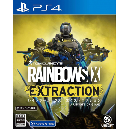 Ubisoft Tom Clancy's Rainbow Six Extraction for Sony Playstation PS4